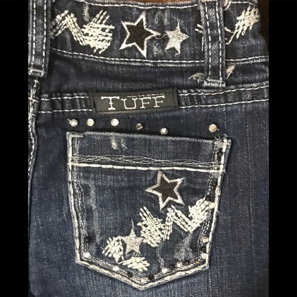 b88b372bb Cowgirl Tuff Other - Cowgirl Tuff Jeans Star Struck Girl's Size 7